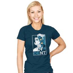 Dent Exclusive - Womens - T-Shirts - RIPT Apparel
