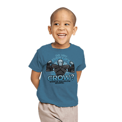 Do You Even Lift, Crow? Exclusive - Youth - T-Shirts - RIPT Apparel