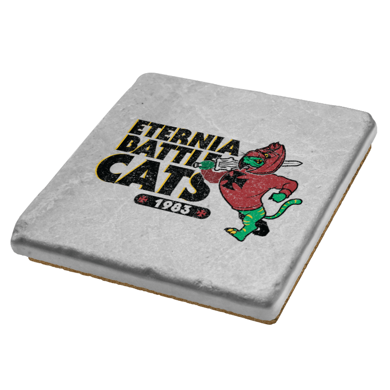 Eternia Battle Cats Exclusive - Coasters - Coasters - RIPT Apparel
