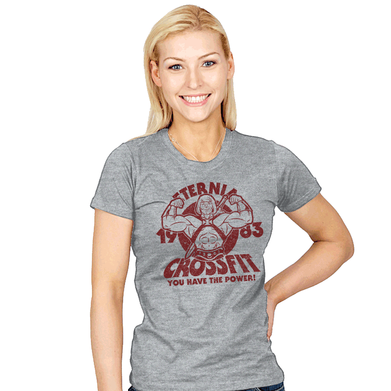 Eternia Crossfit Exclusive - Womens - T-Shirts - RIPT Apparel