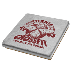 Eternia Crossfit Exclusive - Coasters - Coasters - RIPT Apparel