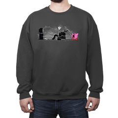 High Fidelity Pink Cassette Exclusive - Crew Neck - Crew Neck - RIPT Apparel