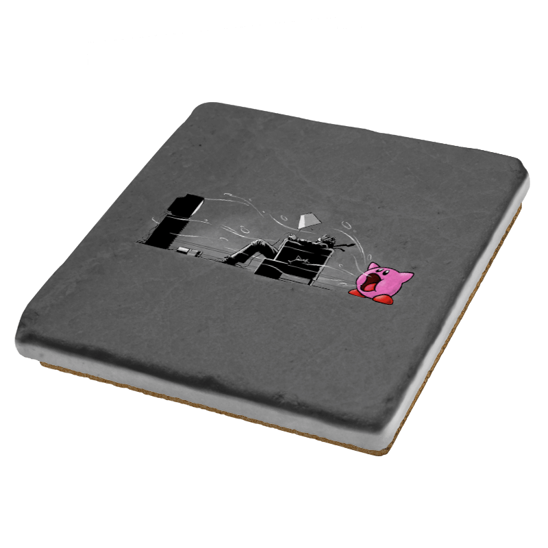 High Fidelity Pink Cassette Exclusive - Coasters - Coasters - RIPT Apparel
