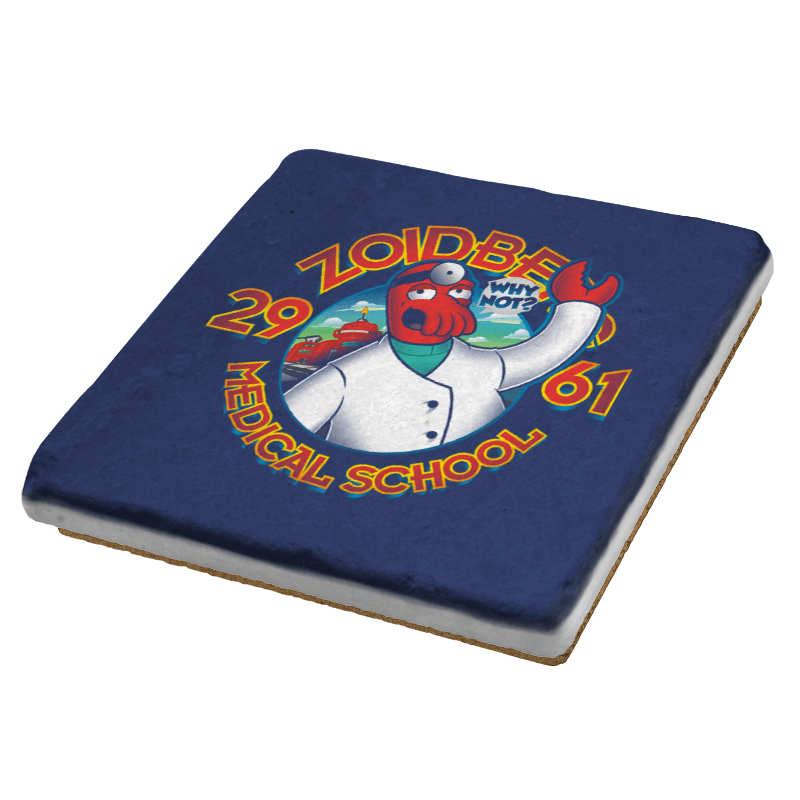 Med. School Of The Future Exclusive - Coasters - Coasters - RIPT Apparel