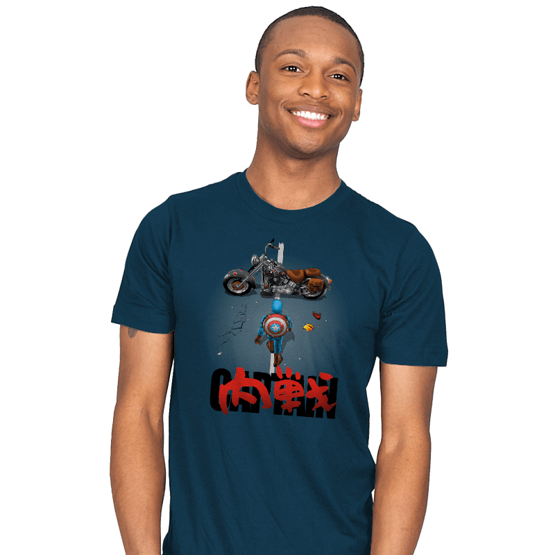 Neo-War Exclusive - Mens - T-Shirts - RIPT Apparel