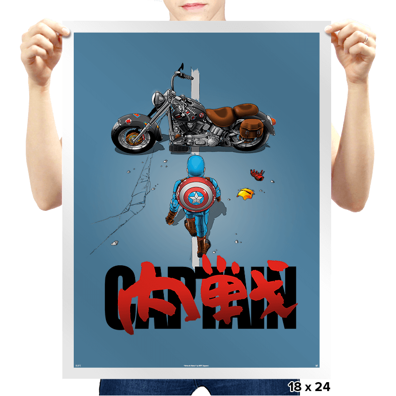 Neo-War Exclusive - Prints - Posters - RIPT Apparel
