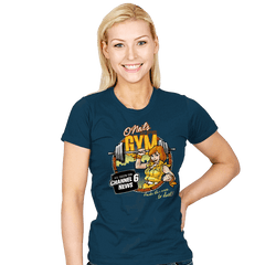 O'Neil's Self Defense Gym Exclusive - Womens - T-Shirts - RIPT Apparel