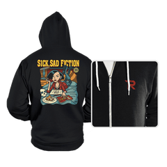 Sick Sad Fiction - Hoodies - Hoodies - RIPT Apparel