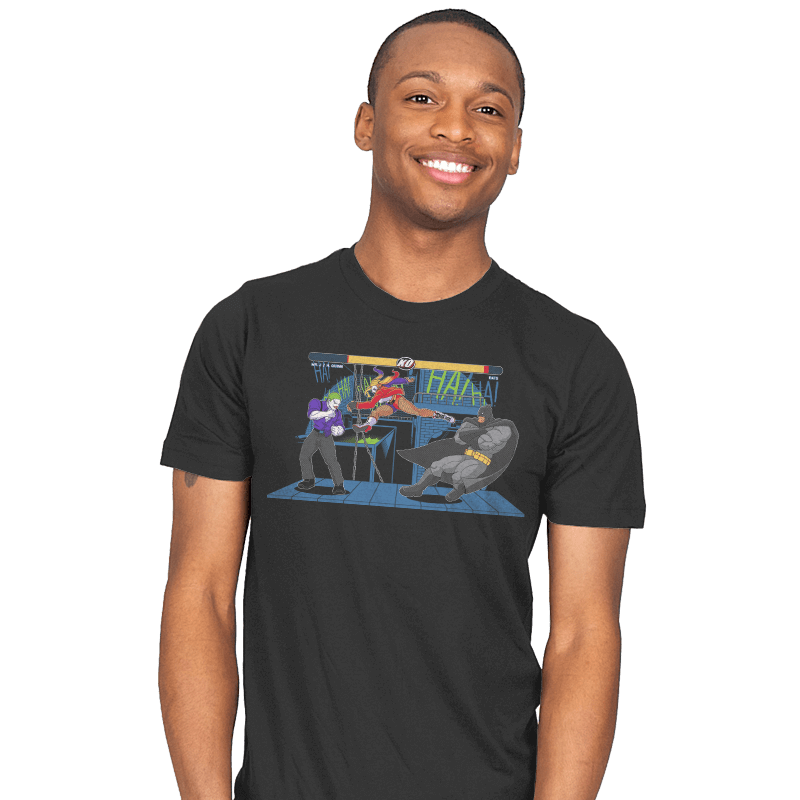 Bat Fight - Mens - T-Shirts - RIPT Apparel
