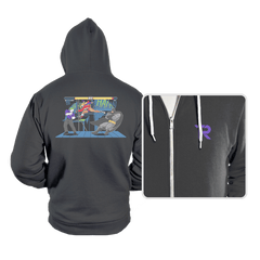 Bat Fight - Hoodies - Hoodies - RIPT Apparel