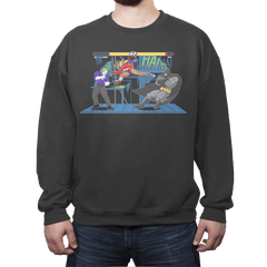 Bat Fight - Crew Neck - Crew Neck - RIPT Apparel