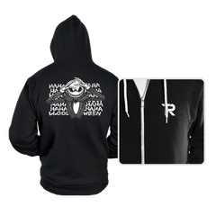 HAHAHAlloween - Hoodies - Hoodies - RIPT Apparel