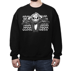 HAHAHAlloween - Crew Neck - Crew Neck - RIPT Apparel