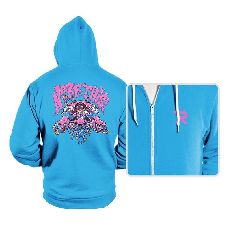 Nerf This! - Hoodies - Hoodies - RIPT Apparel