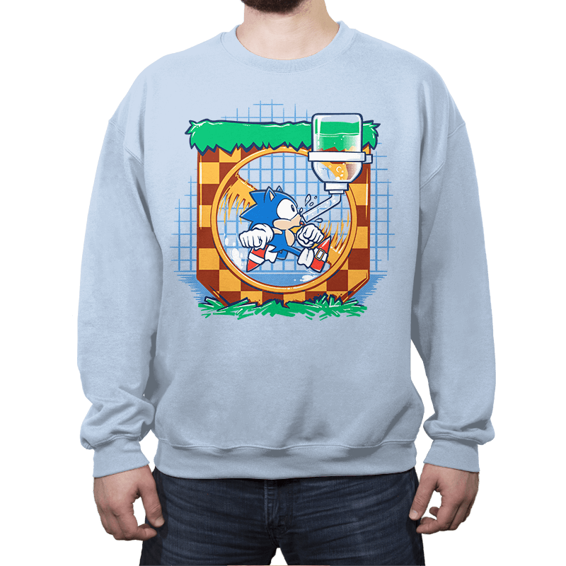 Just a Hog in a Cage - Crew Neck - Crew Neck - RIPT Apparel