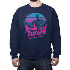 Welcome to the Future - Crew Neck - Crew Neck - RIPT Apparel