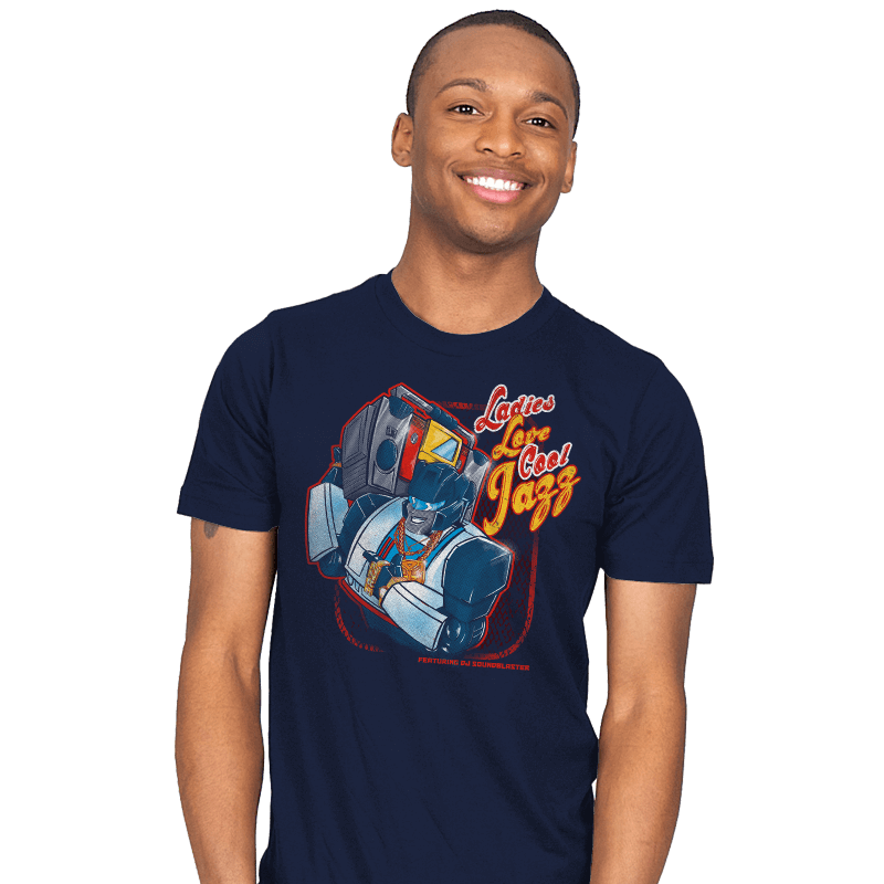 LLCool Jazz - Mens - T-Shirts - RIPT Apparel