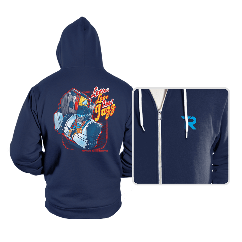 LLCool Jazz - Hoodies - Hoodies - RIPT Apparel
