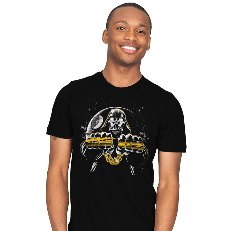 Dark Side Deluxe - Mens - T-Shirts - RIPT Apparel