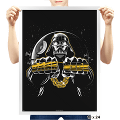 Dark Side Deluxe - Prints - Posters - RIPT Apparel