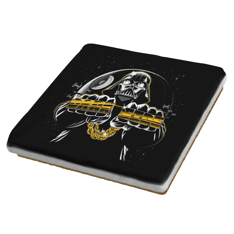 Dark Side Deluxe - Coasters - Coasters - RIPT Apparel