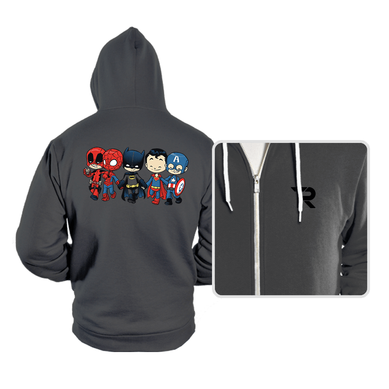 Super Cross Over Bros - Hoodies - Hoodies - RIPT Apparel