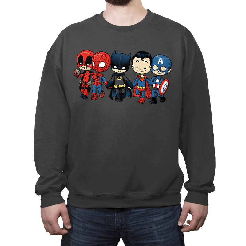 Super Cross Over Bros - Crew Neck - Crew Neck - RIPT Apparel