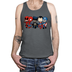 Super Cross Over Bros - Tanktop - Tanktop - RIPT Apparel