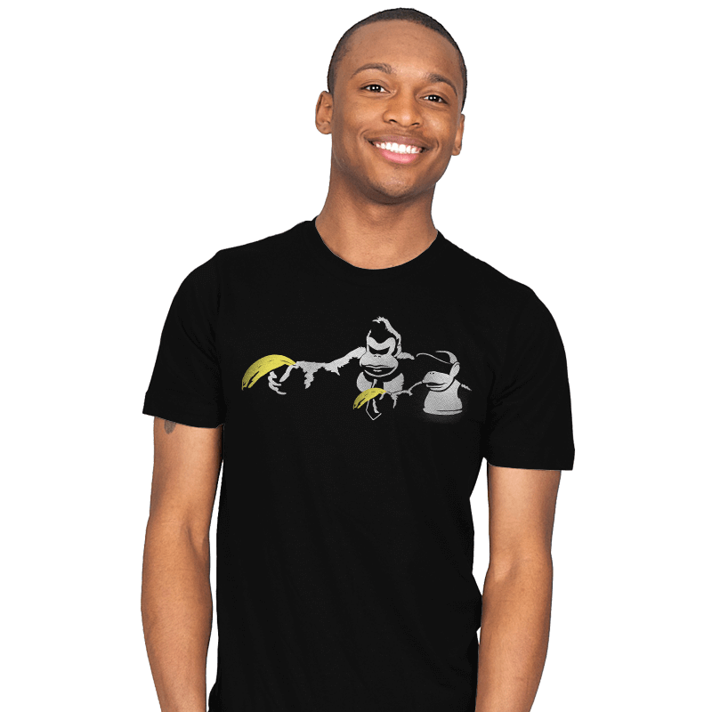 Kong Fiction - Mens - T-Shirts - RIPT Apparel