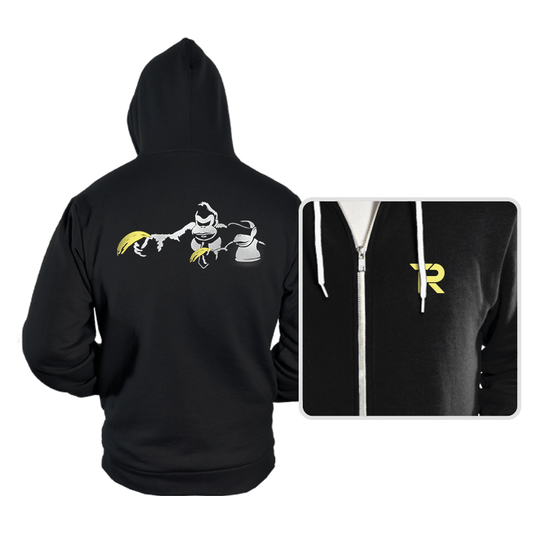 Kong Fiction - Hoodies - Hoodies - RIPT Apparel