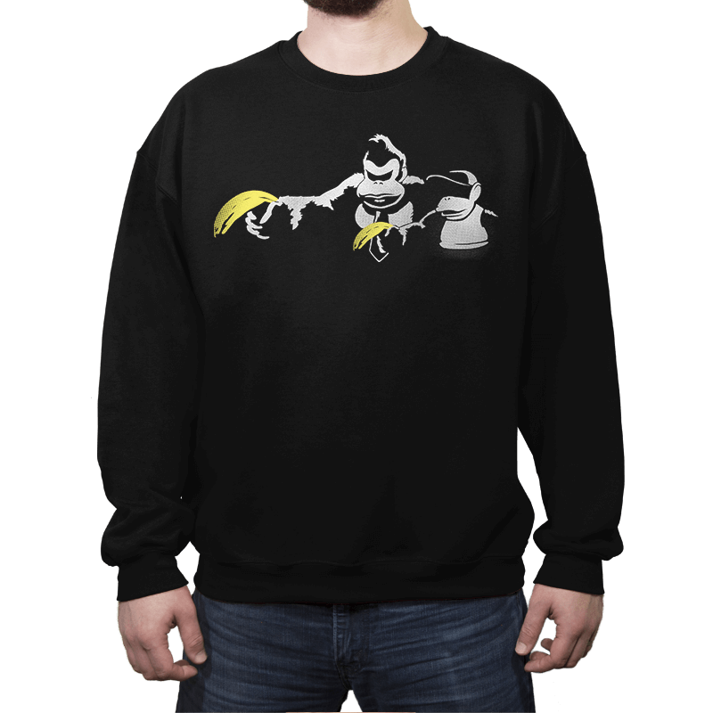 Kong Fiction - Crew Neck - Crew Neck - RIPT Apparel