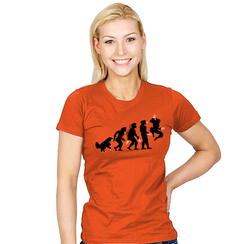 Evolution X - Womens - T-Shirts - RIPT Apparel