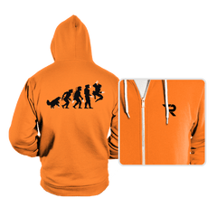 Evolution X - Hoodies - Hoodies - RIPT Apparel