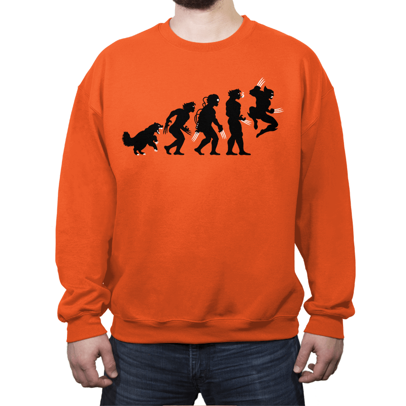 Evolution X - Crew Neck - Crew Neck - RIPT Apparel