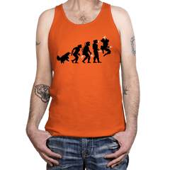 Evolution X - Tanktop - Tanktop - RIPT Apparel
