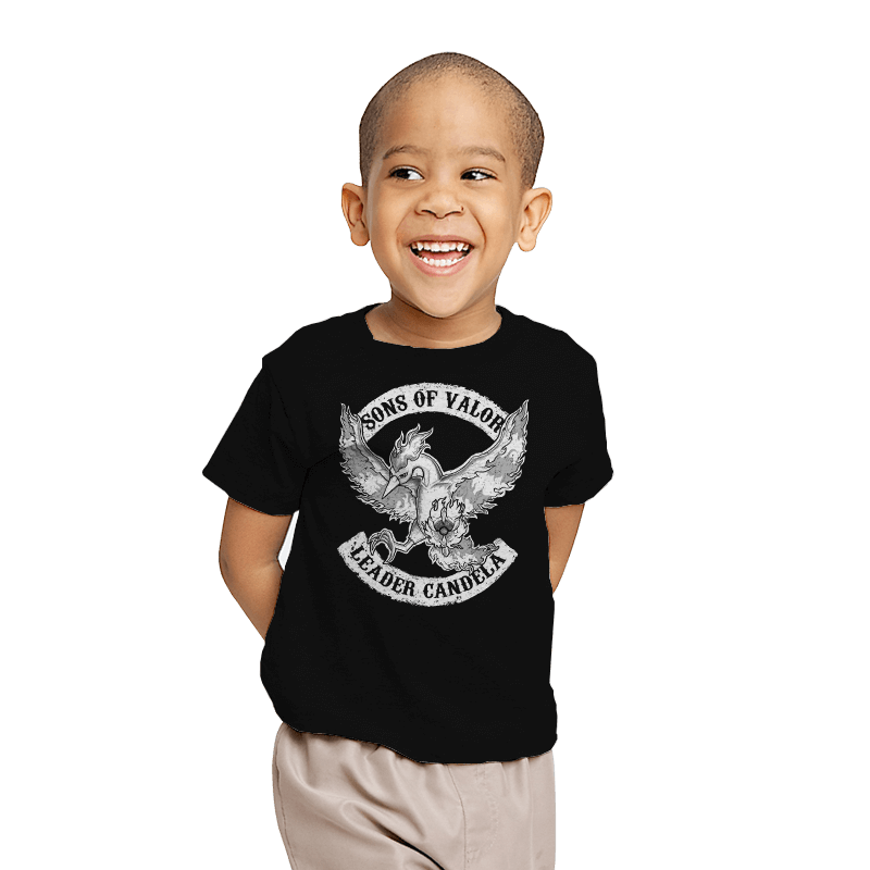 Sons of Valor - Youth - T-Shirts - RIPT Apparel