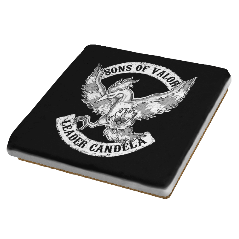 Sons of Valor - Coasters - Coasters - RIPT Apparel