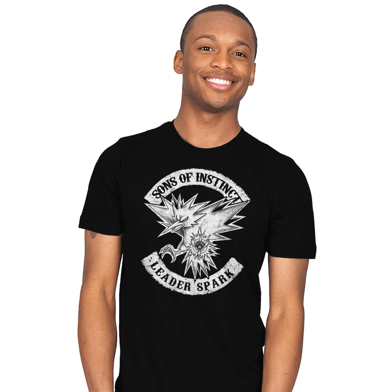 Sons of Instinct - Mens - T-Shirts - RIPT Apparel