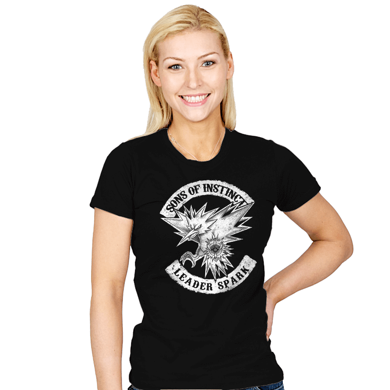 Sons of Instinct - Womens - T-Shirts - RIPT Apparel