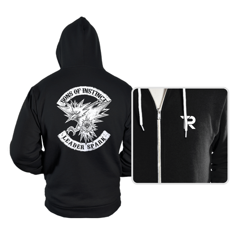 Sons of Instinct - Hoodies - Hoodies - RIPT Apparel