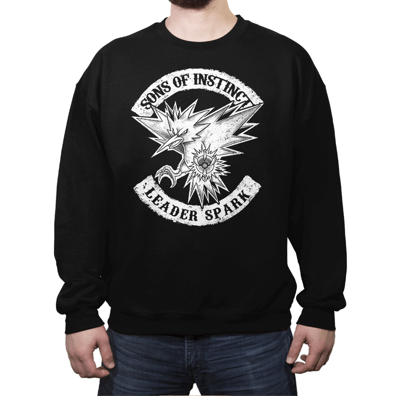 Sons of Instinct - Crew Neck - Crew Neck - RIPT Apparel