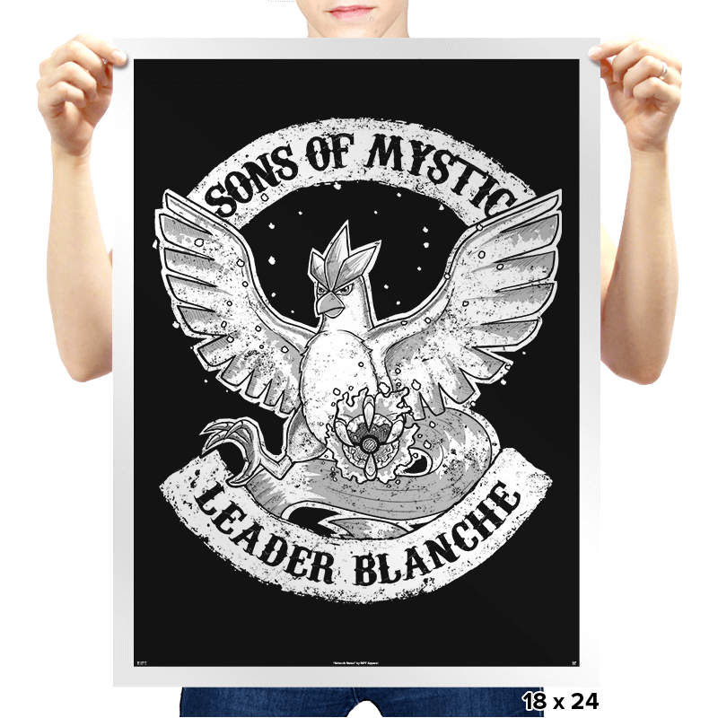Sons of Mystic - Prints - Posters - RIPT Apparel