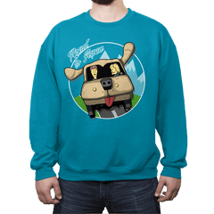 Road to Asspen - Crew Neck - Crew Neck Sweatshirt - RIPT Apparel