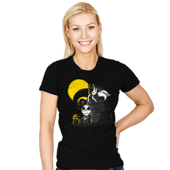 Friends of Nightmare - Womens - T-Shirts - RIPT Apparel