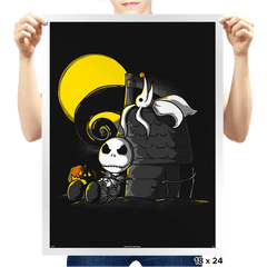 Friends of Nightmare - Prints - Posters - RIPT Apparel