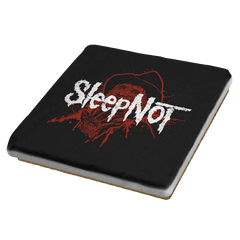Sleep Not - Coasters - Coasters - RIPT Apparel