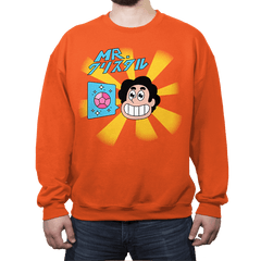 Mr. Crystal - Crew Neck - Crew Neck - RIPT Apparel