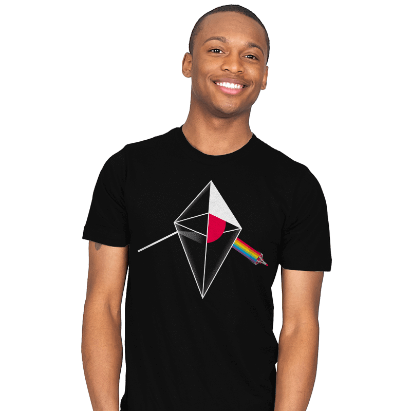 No Man's Side of the Moon - Mens - T-Shirts - RIPT Apparel
