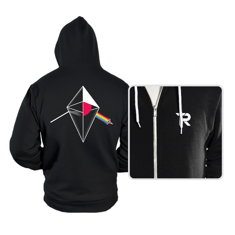 No Man's Side of the Moon - Hoodies - Hoodies - RIPT Apparel