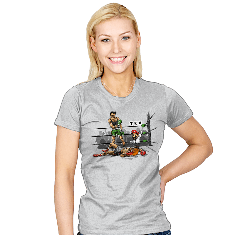 The Greatest of All Time - Womens - T-Shirts - RIPT Apparel